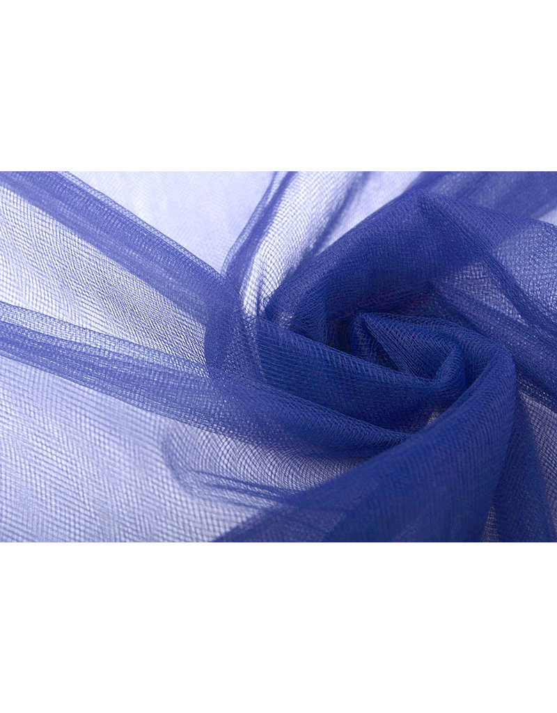 Bruids Tule Empire Blue