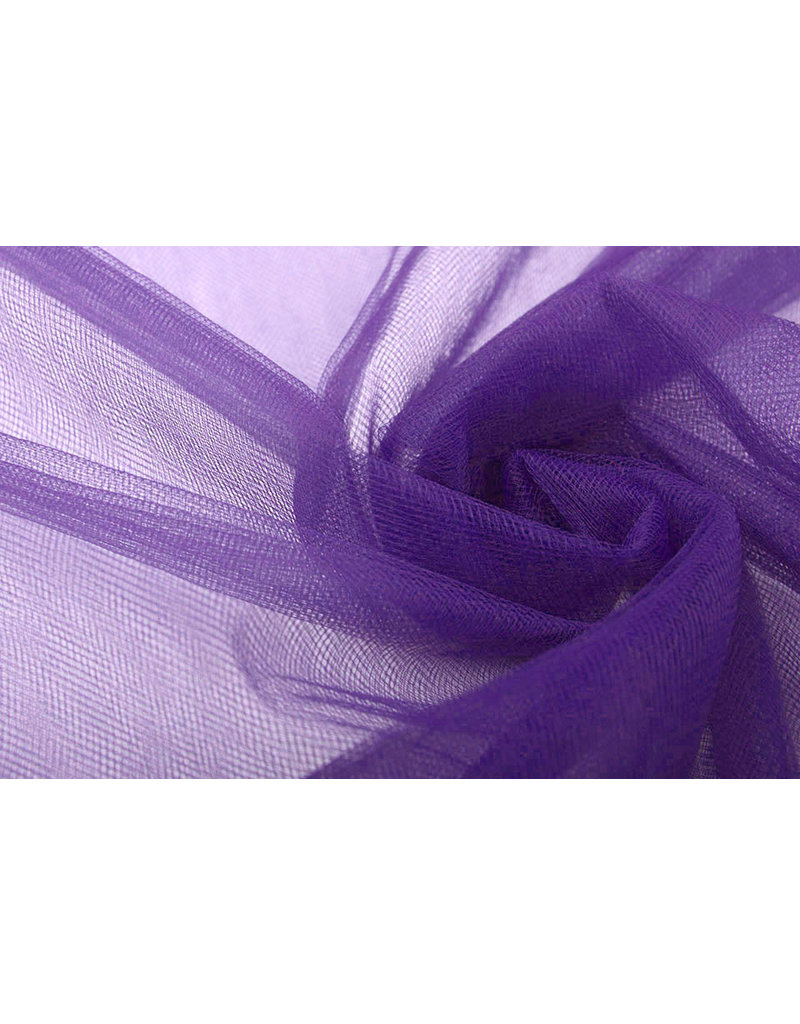 Brauttüll Violett