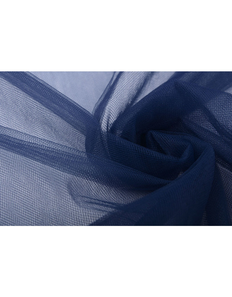 Bruids Tule French Navy