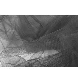 Wedding Tule Dark Grey