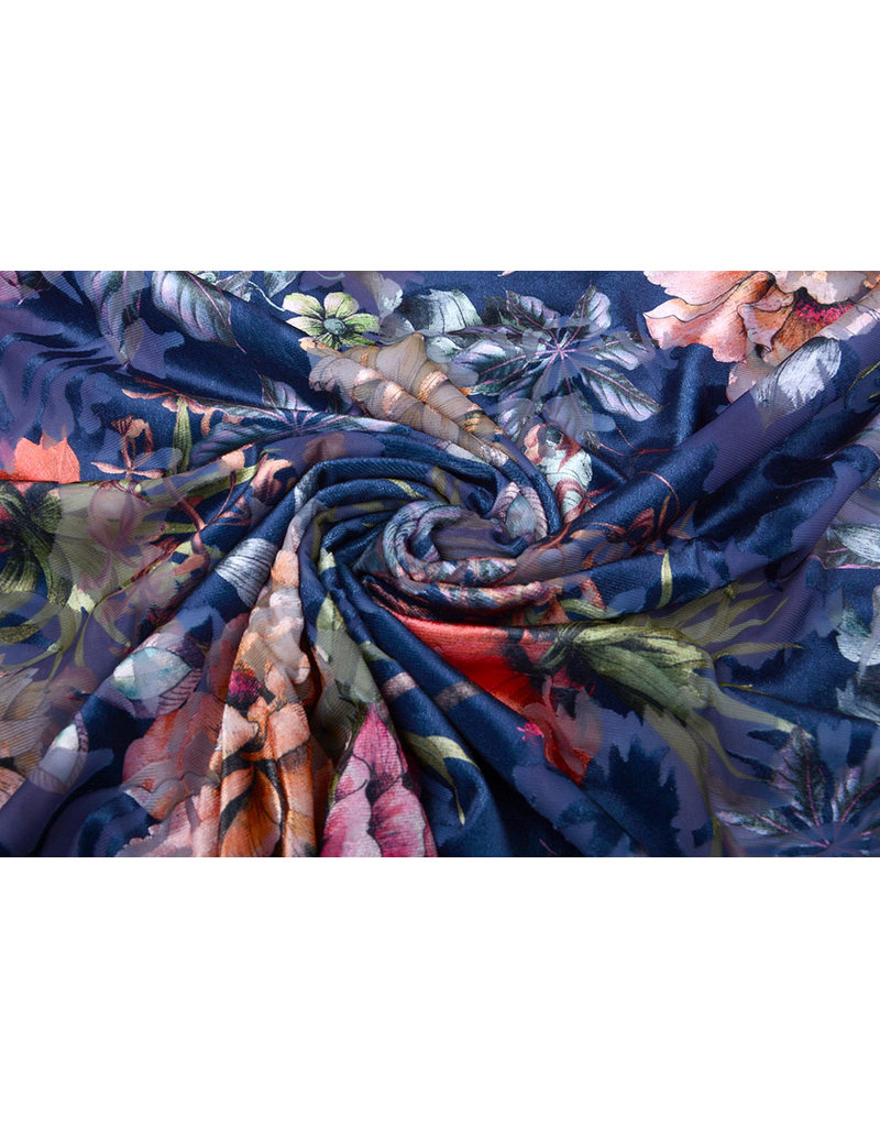 Ausbrenner Burno Big Flower Marine
