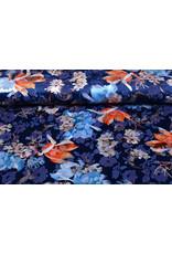 Ausbrenner Burno Lush Flower Blauw