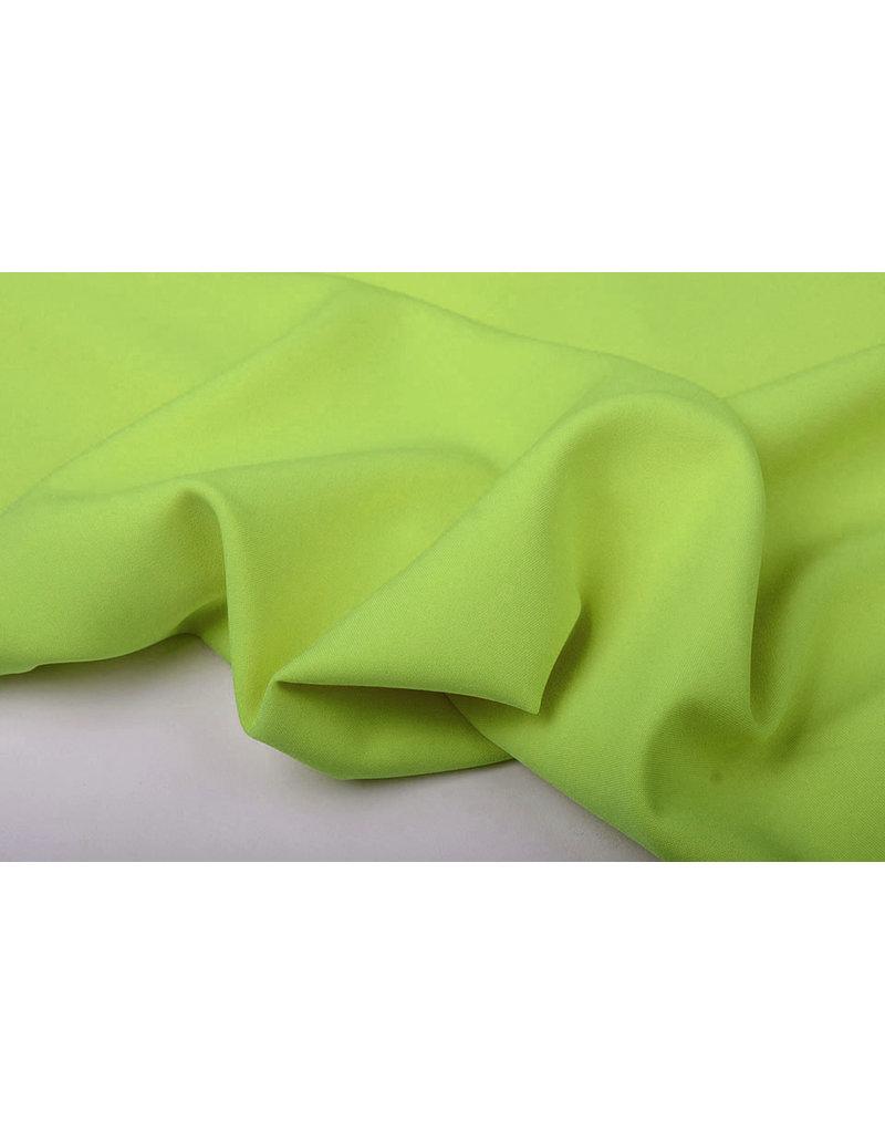 Oeko-Tex®  Bi-Stretch Limettengrün