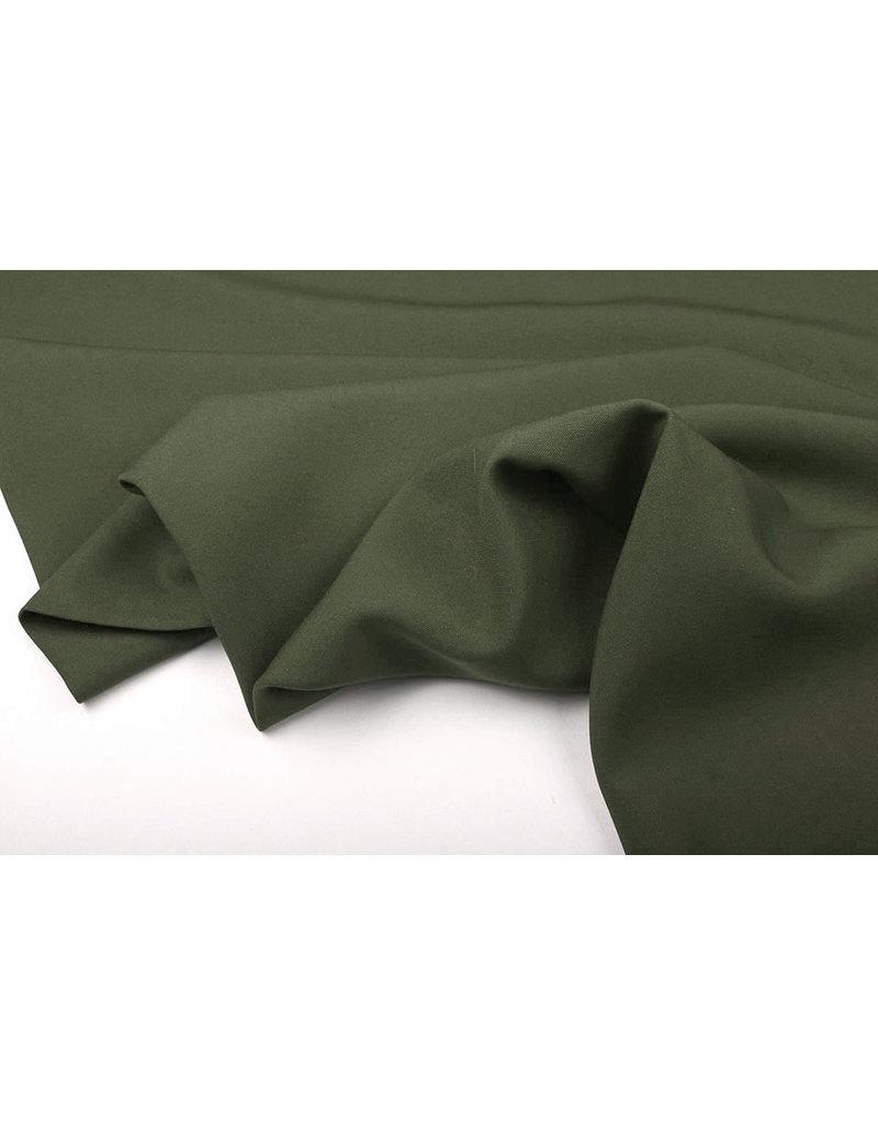 Oeko-Tex®  Bi-Stretch Armeegrün