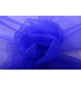 Tüll Königsblau