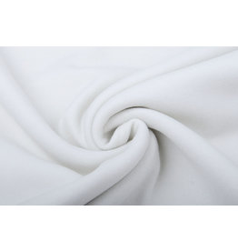 Caban Silk White
