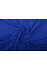 Jacquard Viscose Koningsblauw
