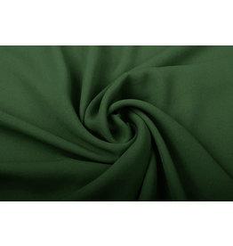 Crêpe Georgette Dark green