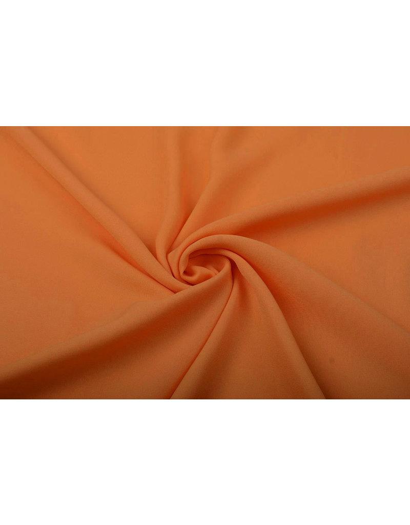 Crêpe Georgette Orange