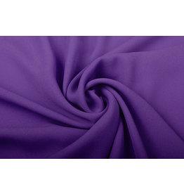 Crêpe Georgette  Purple