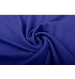 Crêpe Georgette  Kings Blue