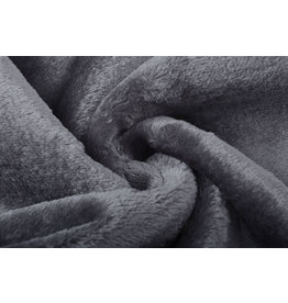 Carnival Fur Dark grey