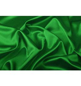 Stretch Satin Grassgreen