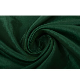 Crinkle Taft Dark green