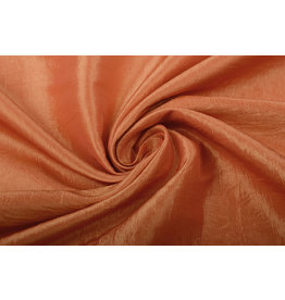 Crinkle Taft Orange
