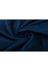 Crinkle Taft Marineblau