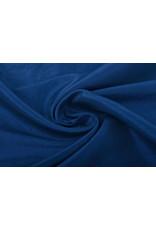 Crinkle Taft Kobaltblau