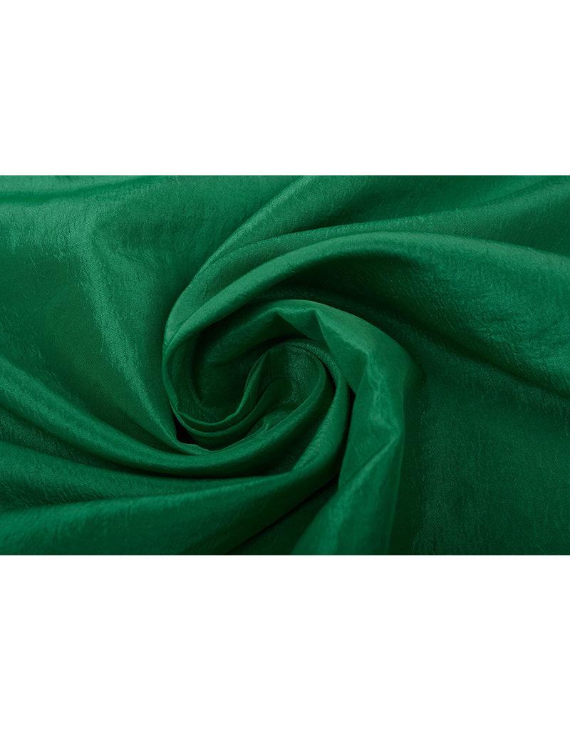 Crinkle Taft Grasgrün