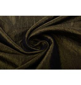 Crinkle Taft Armeegrün