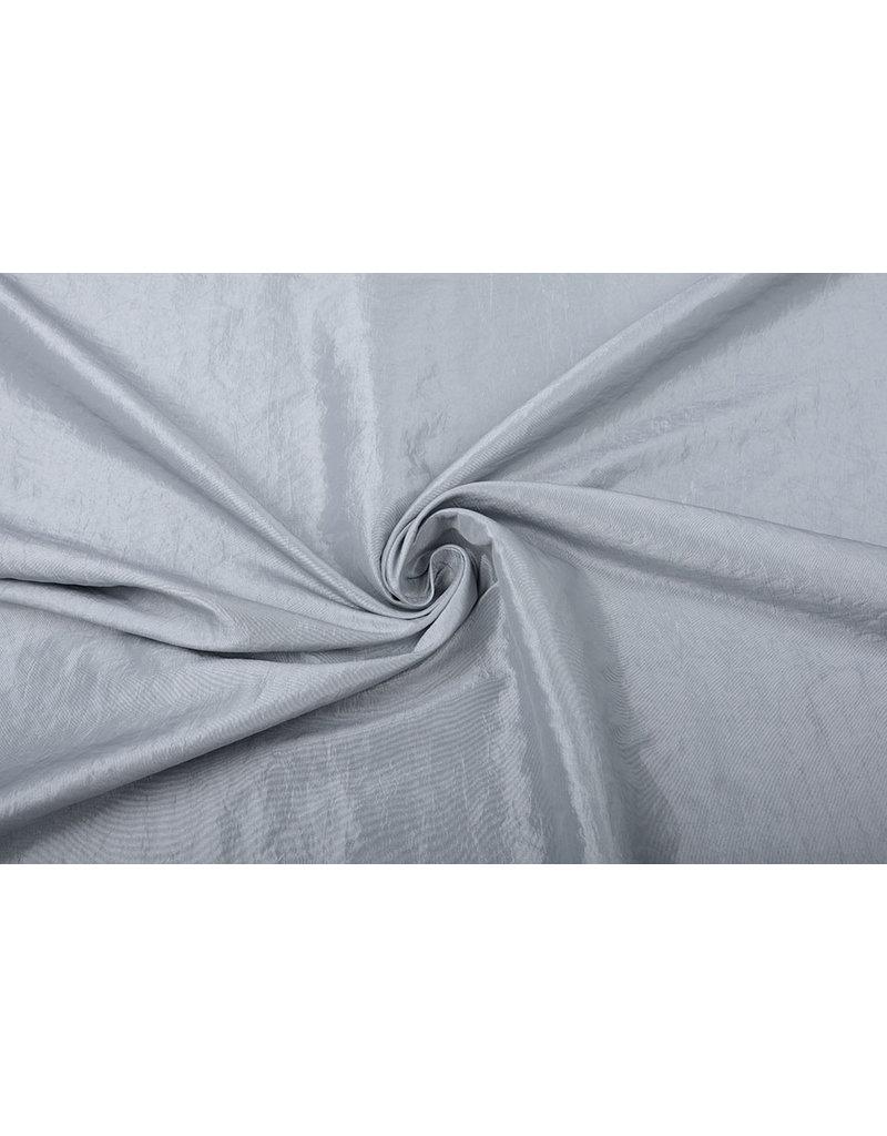 Crinkle Taft Silber