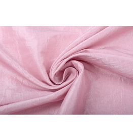 Crinkle Taft Light pink