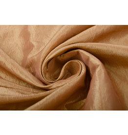 Crinkle Taft Oranje-goud