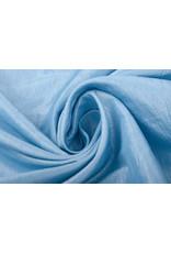 Crinkle Taft Baby blauw