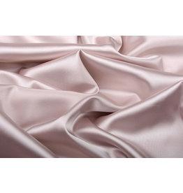 Stretch Satin Powder pink