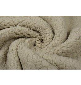 Teddystoff Dunkel Sand