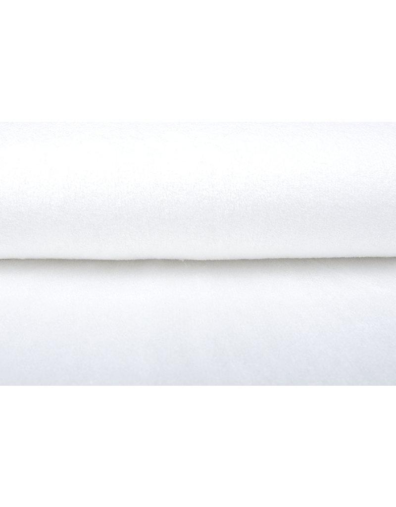 Oeko-Tex®  Bamboe Badstof Silk White