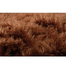 Imitation Fur Mocha Brown