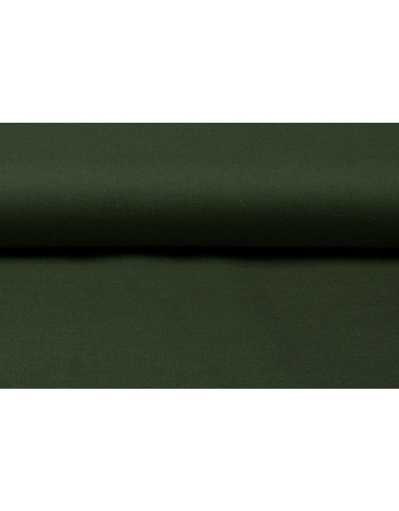 100% Katoen Army Groen