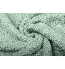 Terry Cloth Old green