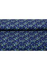 Stenzo 100% Katoen Blauwe Bessen Marine