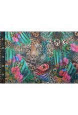 Stenzo Digital Panel Kinder Kimono Pfau