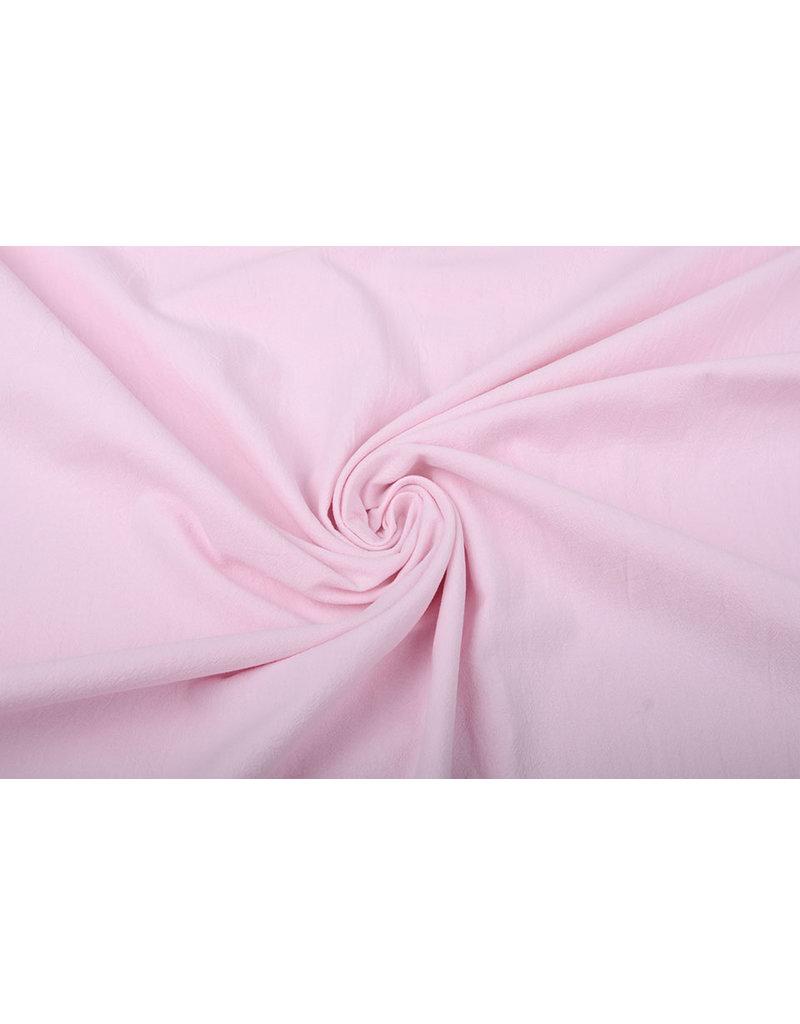 100% Gewaschene Baumwolle Rosa