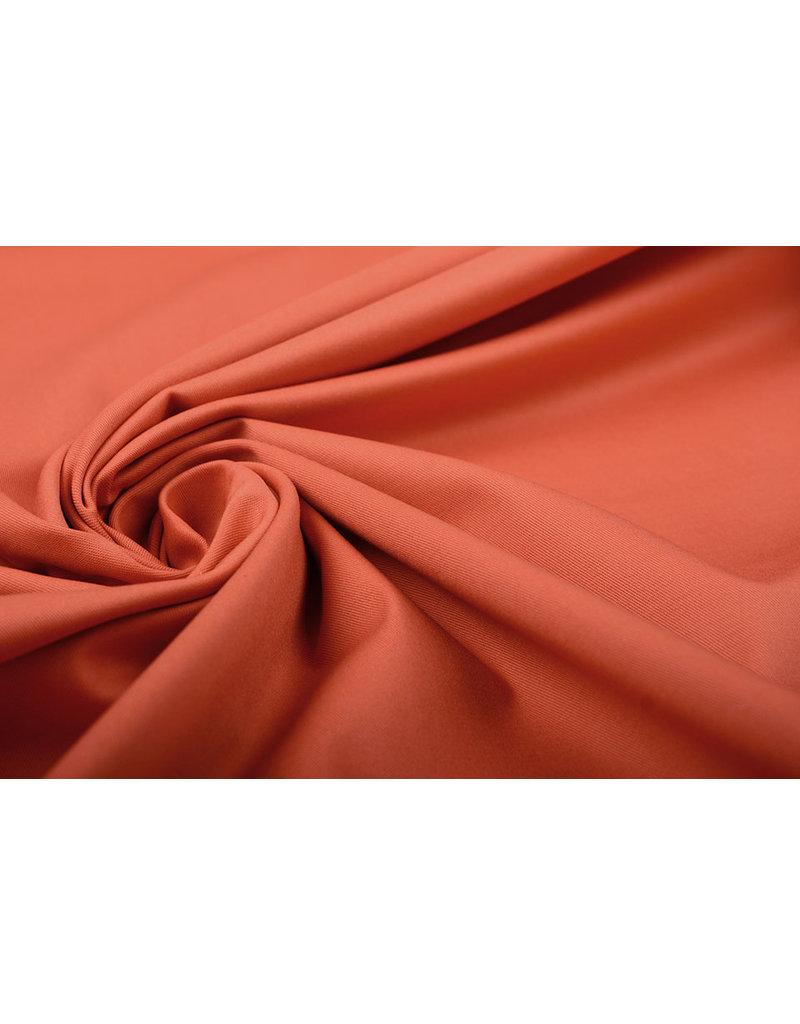 Baumwoll-Stretch Orange