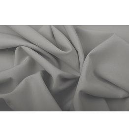 Crepe Stretch Light Grey