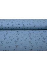 Oeko-Tex®  Hydrofiel Stof Tipi Tent Licht Jeans
