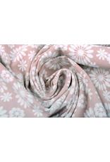 100% Gewaschene Baumwolle Bulatan Mandala Altrosa