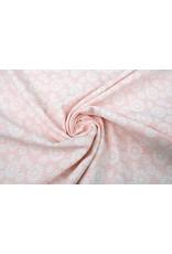 100% Gewaschene Baumwolle Bulatan Mandala Hell Rosa