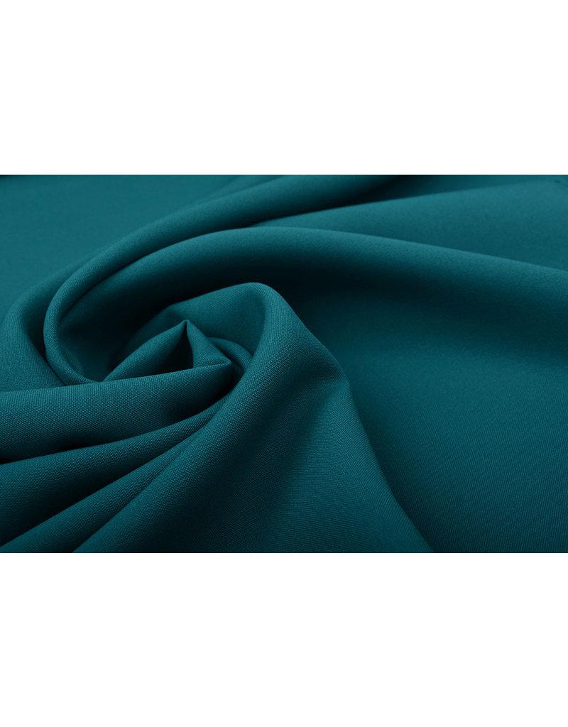 Oeko-Tex®  Bi-Stretch Petrol blauw