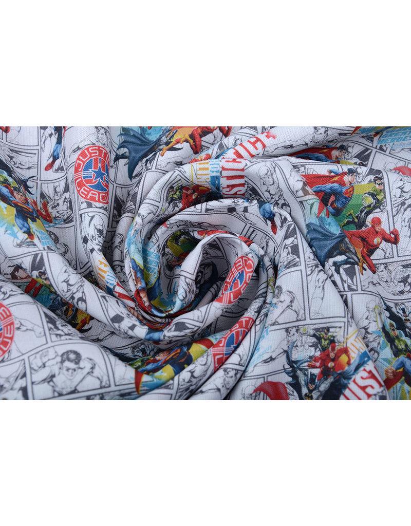 Stenzo 100% Baumwolle Disney Marvel Justice League Comic