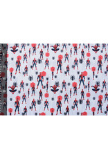 Stenzo 100% Baumwolle Disney Marvel Spiderman