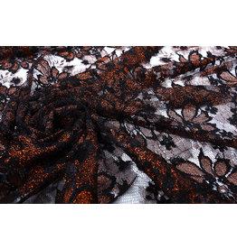 Lace  Pua Kauwela Black Brique