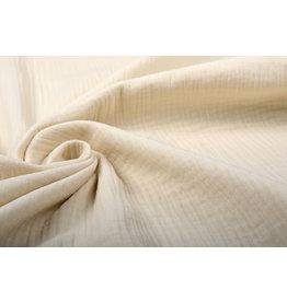 Oeko-Tex®  Double Gauze Fabric Natural