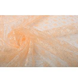 Lace Ziedi Peach