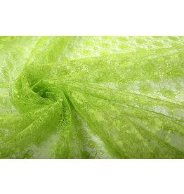 Spitze Ziedi Limetten Grün