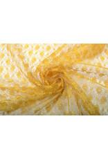 Lace Ziedi Ocher Yellow