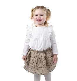 Annie do it yourself 85. Skirt With Ruffles 50/98
